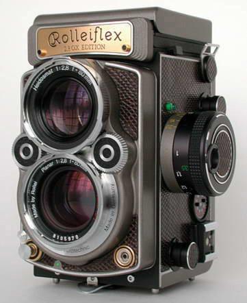 Rolleiflex GX